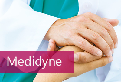Medidyne strengthens the employees' competencies with IntraActive Learning